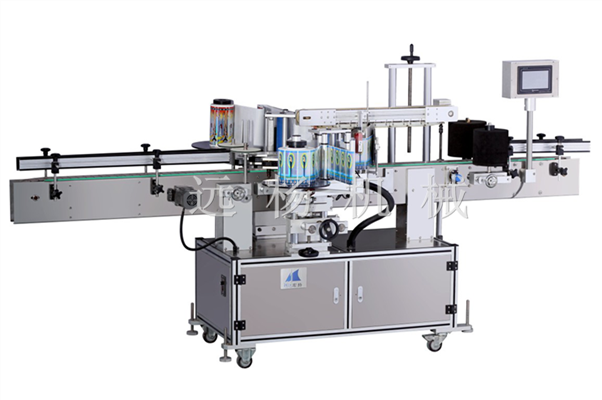 Full-automatic Round Bottle Labeling Machine